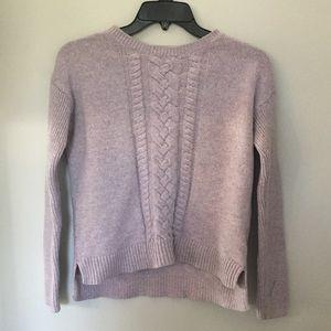 Purple Gap Sweater